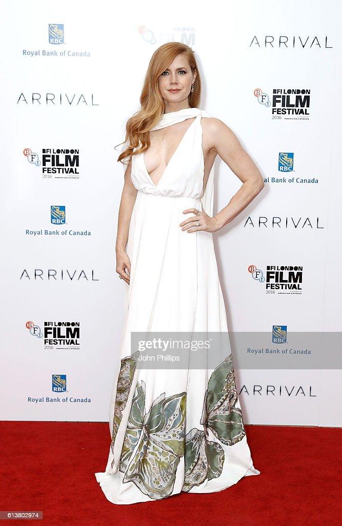 'Arrival' - Royal Bank Of Canada Gala - 60th BFI London Film Festival
