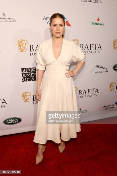 Amy Adams attends The BAFTA Los Angeles Tea Party at Four Seasons Hotel Los Angeles at Beverly Hills on January 5 2019 in Los Angeles California