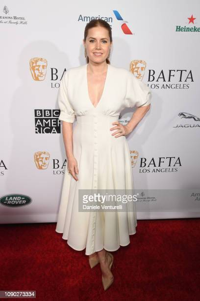Amy Adams attends The BAFTA Los Angeles Tea Party at Four Seasons Hotel Los Angeles at Beverly Hills on January 05 2019 in Los Angeles California