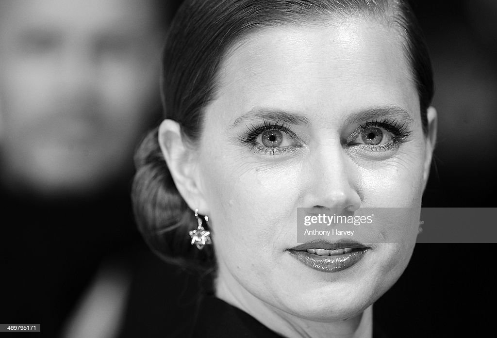 Amy Adams attends the EE British Academy Film Awards 2014 at The Royal Opera House on February 16, 2014 in London, England.
