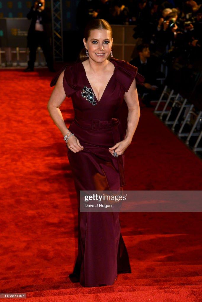 EE British Academy Film Awards - VIP Arrivals : News Photo