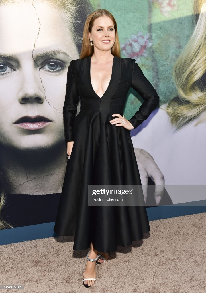 Los Angeles Premiere Of HBO Limited Series 'Sharp Objects' - Arrivals : ニュース写真