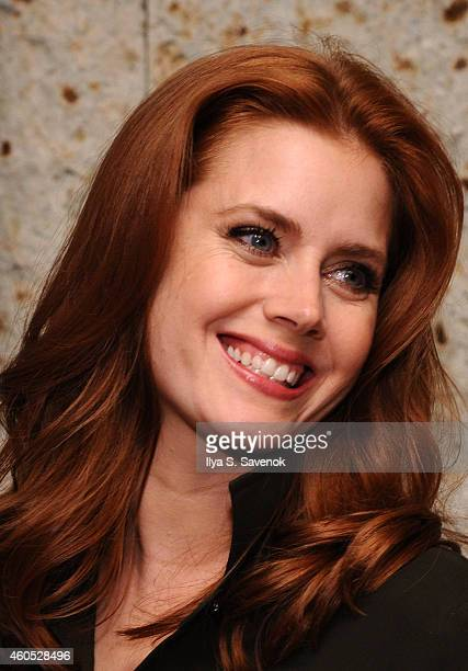 Amy Adams attends The New York Premiere After Party Of BIG EYES at Kappo Masa on December 15 2014 in New York City