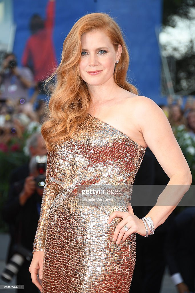 'Nocturnal Animals' Premiere - 73rd Venice Film Festival : News Photo