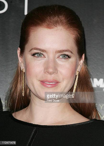 Amy Adams attends the UK photocall for 'Doubt' on January 16 2009 in London England