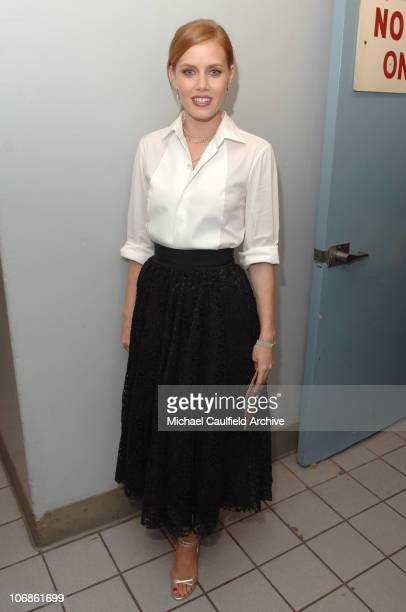 Amy Adams during 11th Annual Critics' Choice Awards - Backstage at Santa Monica Civic Auditorium in Santa Monica, California, United States.
