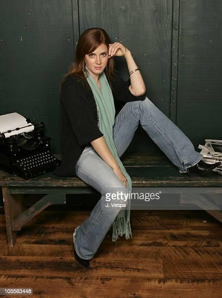 Amy Adams during 2005 Sundance Film Festival 'Junebug' Portraits at HP Portrait Studio in Park City Utah United States