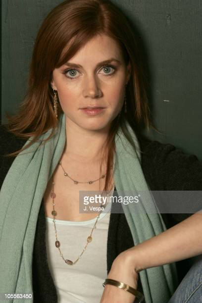 Amy Adams during 2005 Sundance Film Festival 'Junebug' Portraits at HP Portrait Studio in Park City Utah United States