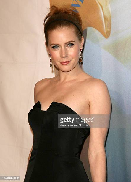 Amy Adams during 2006 Writers Guild Awards Arrivals at The Hollywood Palladium in Hollywood California United States