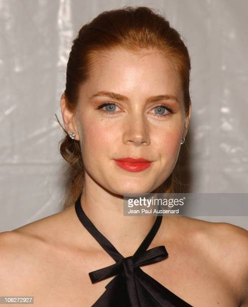 Amy Adams during 20th Century Fox's 'Walk The Line' Celebrity Screening Arrivals at Academy of Motion Picture Arts Sciences in Beverly Hills...