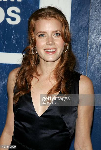 Amy Adams during IFP's 15th Annual Gotham Awards Arrivals at Pier 60 at Chelsea Piers in New York City New York United States