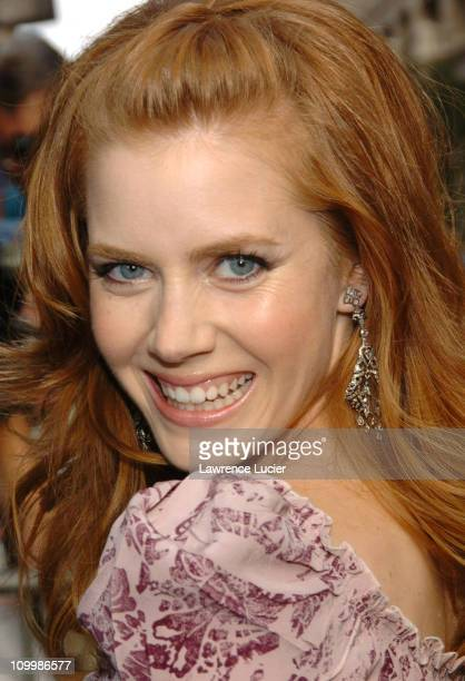 Amy Adams during Junebug New York City Premiere Outside Arrivals at Loews 19th Street in New York City New York United States