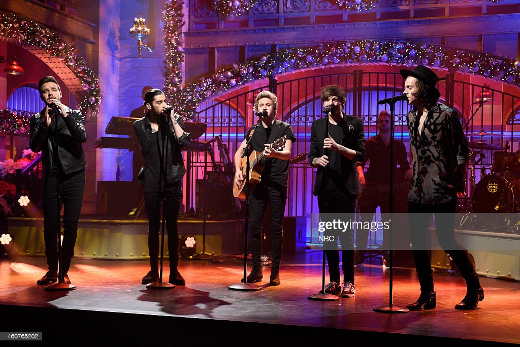 Saturday Night Live - Season 40 : News Photo