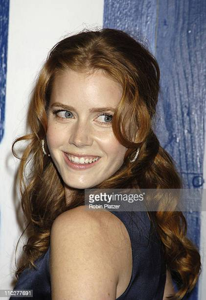 Amy Adams of 'Junebug' during IFP's 15th Annual Gotham Awards at Pier Sixty at Chelsea Piers in New York City New York United States