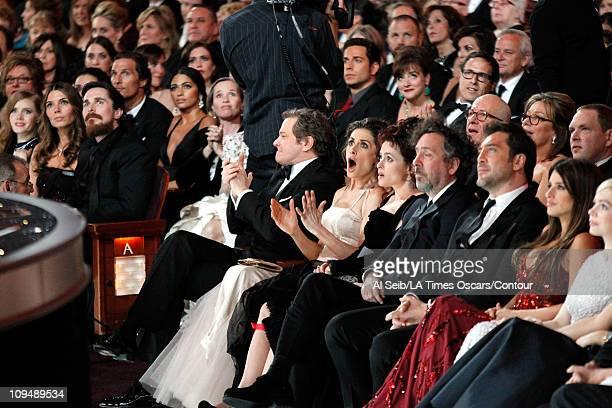 Amy Adams Sibi Bale Christian Bale Colin Firth Livia Giuggioli Helena Bonham Carter Director Tim Burton Javier Bardem Penelope Cruz Michelle Williams...