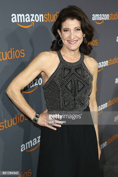 Amy Aquino attends Amazon Studios Golden Globes Celebration at The Beverly Hilton Hotel on January 8 2017 in Beverly Hills California
