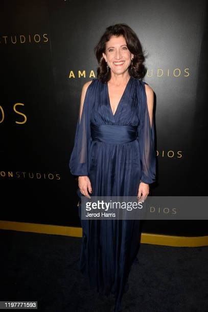 Amy Aquino attends the Amazon Studios Golden Globes After Party at The Beverly Hilton Hotel on January 05, 2020 in Beverly Hills, California.