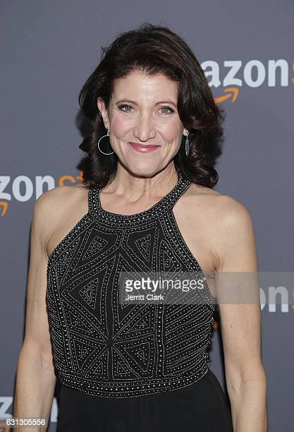 Amy Aquino attends the Amazon Studios Golden Globes Party at The Beverly Hilton Hotel on January 8 2017 in Beverly Hills California