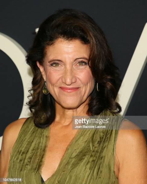 Amy Aquino attends the Amazon Studios Premiere of 'Beautiful Boy' on October 8 2018 in Beverly Hills California