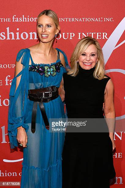 Amy Astley attends Fashion Group International's 2016 Night of Stars at Cipriani Wall Street on October 27, 2016 in New York City.