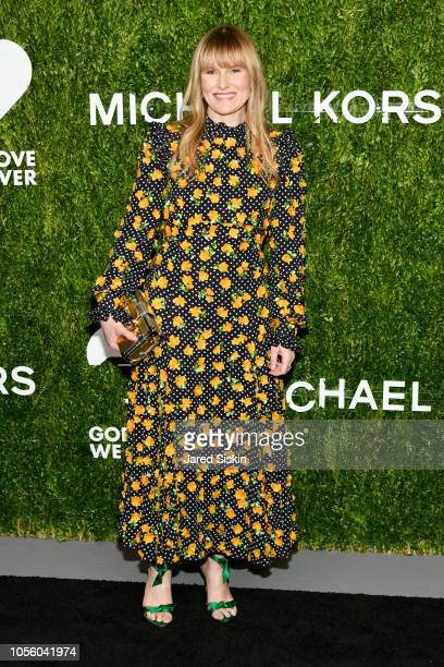 Amy Astley attends The 12th Annual Golden Heart Awards at Spring Studios on October 16 2018 in New York City