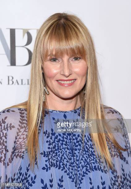 Amy Astley editorinchief of Architectural Digest attends the American Ballet Theatre 2019 Fall Gala at David H Koch Theater at Lincoln Center on...