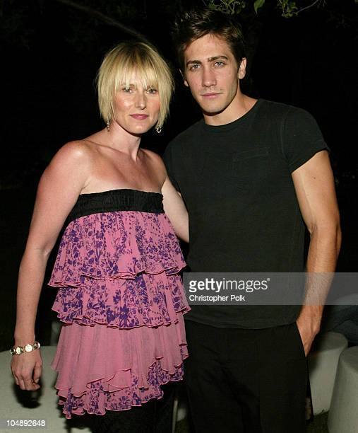 Amy Astley EditorinChief of Teen Vogue and Jake Gyllenhaal