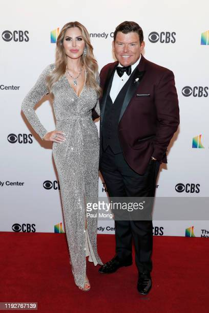 Amy Baier and Bret Baier attend the 42nd Annual Kennedy Center Honors Kennedy Center on December 08, 2019 in Washington, DC.