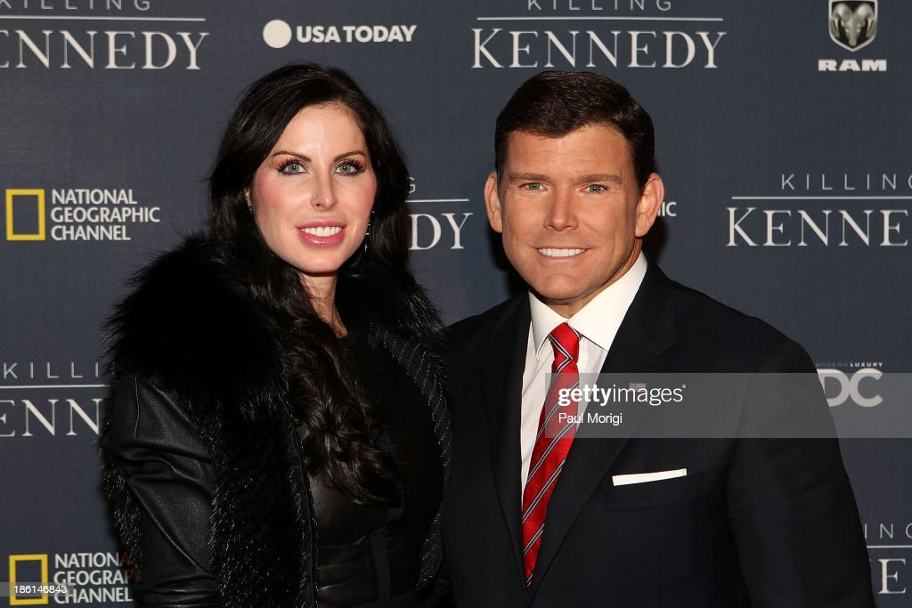 """National Geographic Channel's """"Killing Kennedy"""" World Premiere : News Photo"""