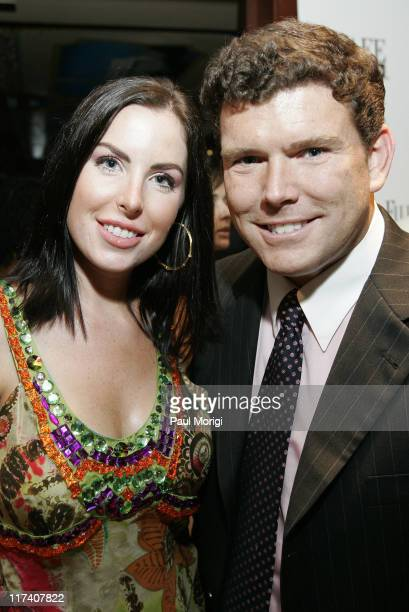 Amy Baier and Bret Baier during Capitol File Magazine and Fox Celebrate the Launch of MyTv at Cafe Milano in Washington DC United States