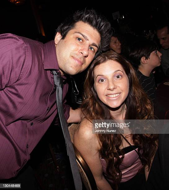 Amy Balsam attends the 11th Annual Uniting Nations Awards viewing and dinner after party at The Beverly Hilton hotel on March 7 2010 in Beverly Hills...