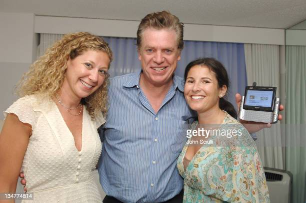 Amy Berman Christopher McDonald and Felicia Alexander