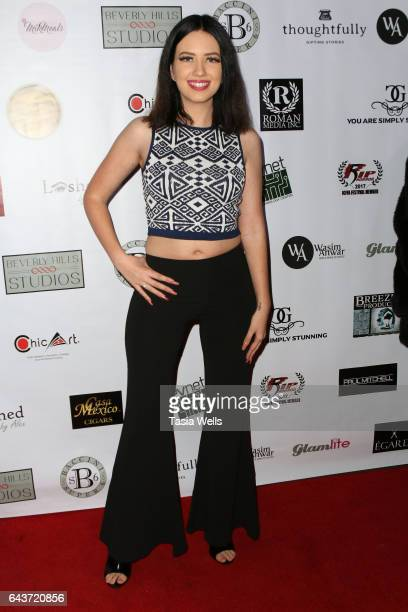 Amy Boiss attends Celebrating Women in Film and Diversity in Entertainment at Boulevard3 on February 21 2017 in Hollywood California
