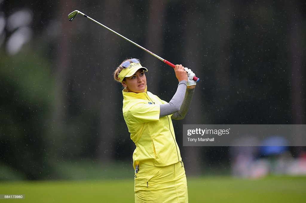 Ricoh Women's British Open - Day One : News Photo