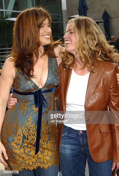 Amy Brenneman and Elisabeth Shue during Lemony Snicket's A Series Of Unfortunate Events World Premiere Arrivals at Grauman's Chinese Theater in...