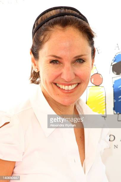 Amy Brenneman at I Have A Dream Foundation's 14th Annual Dreamers Brunch held at The Skirball Cultural Center on March 4, 2012 in Los Angeles,...