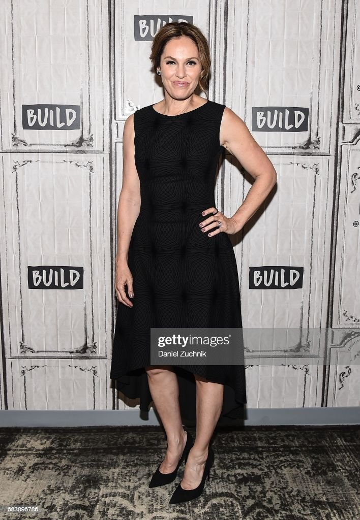 """Build Presents Amy Brenneman Discussing """"The Leftovers"""" : News Photo"""