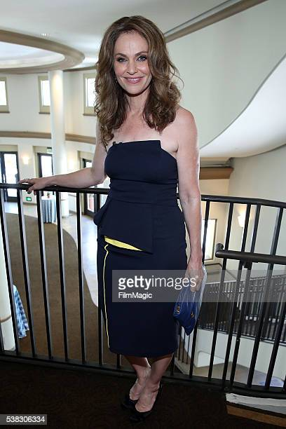 Amy Brenneman attends the The Leftovers FYC at Paramount Studios on June 5 2016 in Hollywood California