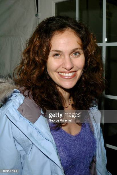 Amy Brenneman during 2005 Sundance Film Festival 'Nine Lives' Premiere at Eccles Theatre in Park City Utah United States