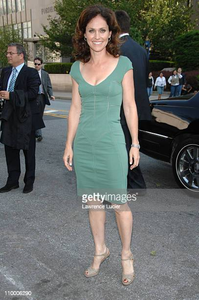 Amy Brenneman during 2007 ABC Network UpFront at Lincoln Center in New York City New York United States