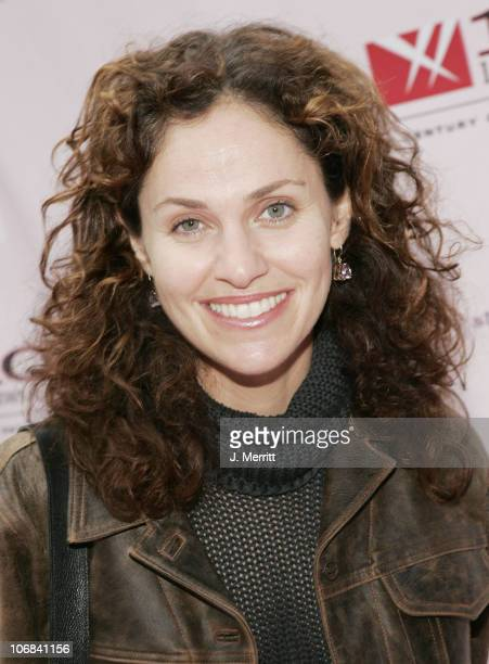 Amy Brenneman during Starlight Starbright Children's Foundation and Hasbro's 'My Little Pony' Screening and Party at Universal Amphitheatre in...