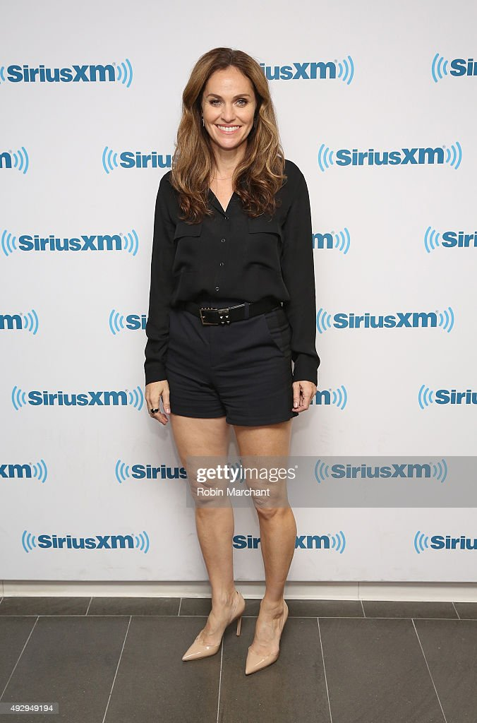 Celebrities Visit SiriusXM Studios - October 16, 2015