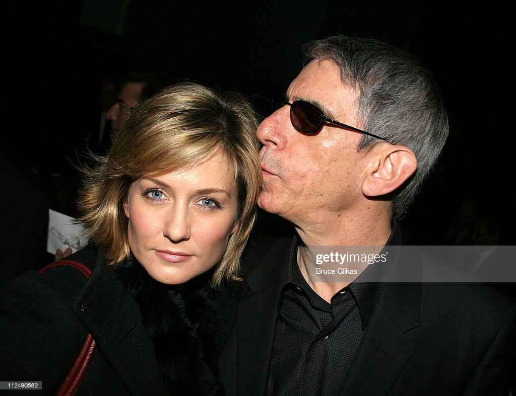 Amy Carlson Bilder amy carlson and richard belzer during jerry orbach memorial