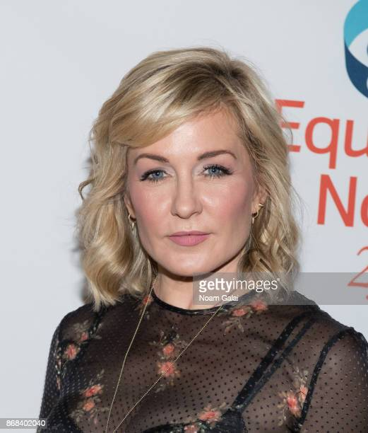 Amy Carlson attends the 2017 Equality Now Gala at Gotham Hall on October 30 2017 in New York City