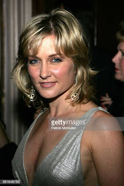 Amy Carlson attends The Partnership for Public Service's Third Annual Black Tie Gala Honoring John McCain with 'The Theodore Roosevelt Award for the...