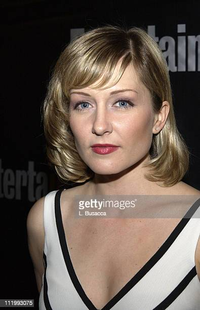 Amy Carlson during Entertainment Weekly 9th Annual Academy Awards Viewing Party at Elaine's in New York City New York United States
