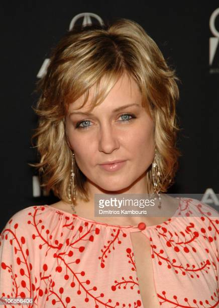 Amy Carlson during Gen Art Film Festival Kicks Off with the New York City Premiere of Loverboy Inside Arrivals at Ziegfeld Theater in New York City...