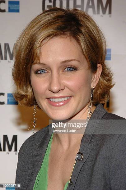 Amy Carlson during Gotham Magazine's 5th Anniversary Party at Cipriani's 23rd Street in New York City New York United States