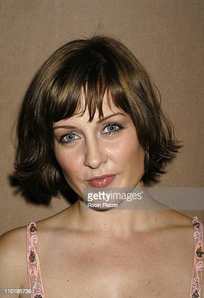 Amy Carlson during New York Women in Film and Television's 5th Annual Designing Hollywood Gala at Sothebys in New York City New York United States