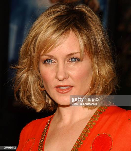 Amy Carlson during Paramount Pictures' Aeon Flux Los Angeles Premiere Arrivals at Cinerama Dome in Los Angeles California United States